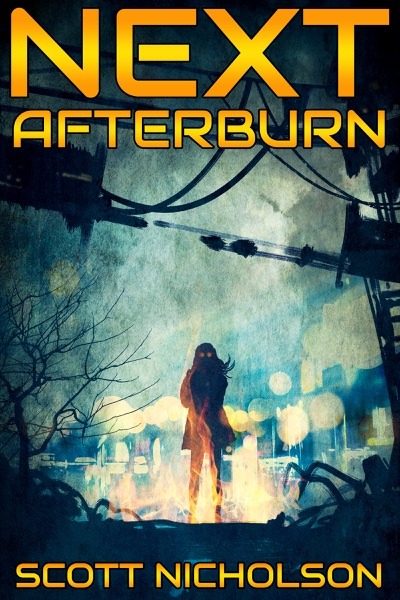 Afterburn by Scott Nicholson Book Summary, Reviews and E-Book Download