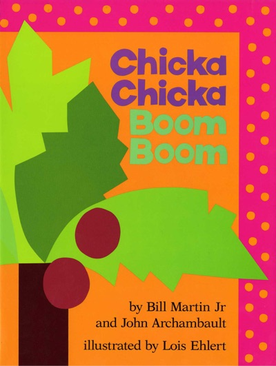 Chicka Chicka Boom Boom by Bill Martin Jr. & John Archambault Book Summary, Reviews and E-Book Download