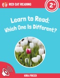 Learn to Read: Which One Is Different? book summary, reviews and download