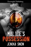 Malice's Possession book summary, reviews and downlod