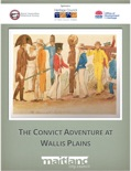 The Convict Adventure at Wallis Plains book summary, reviews and download