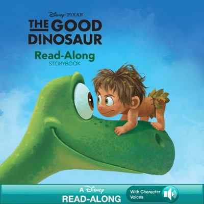 The Good Dinosaur Read-Along Storybook by Disney Books Book Summary, Reviews and E-Book Download