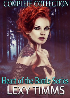 Heart of the Battle Series Box Set E-Book Download