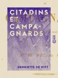 Citadins et Campagnards - Contes pour les enfants