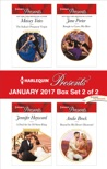 Harlequin Presents January 2017 - Box Set 2 of 2 book summary, reviews and downlod