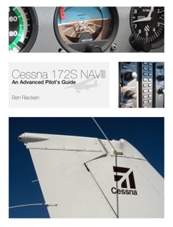 Cessna 172S NAVIII: An Advanced Pilot's Guide E-Book Download
