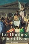 La Iliada y La Odisea resumen del libro