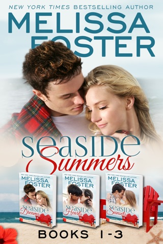 Seaside Summers (Books 1-3 Boxed Set) by World Literary Press, LLC book summary, reviews and downlod