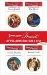 Harlequin Presents April 2016 - Box Set 2 of 2 book summary, reviews and downlod