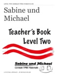 Sabine und Michael Teacher's Book Level Two book summary, reviews and download