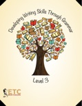 Developing Writing Skills Through Grammar Level 3 book summary, reviews and downlod
