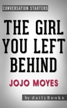 The Girl You Left Behind: A Novel by Jojo Moyes Conversation Starters book summary, reviews and downlod