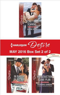 Harlequin Desire May 2016 - Box Set 2 of 2 E-Book Download