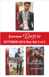 Harlequin Desire October 2015 - Box Set 2 of 2 book summary, reviews and downlod
