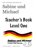 Sabine und Michael Teacher's Book Level One book summary, reviews and download