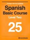 FSI Spanish Basic Course 25