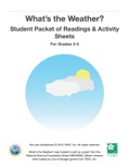 What's the Weather? Student Packet book summary, reviews and download