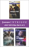 Harlequin Intrigue July 2015 - Box Set 2 of 2 book summary, reviews and downlod
