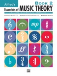Alfred's Essentials of Music Theory: Book 2 textbook synopsis, reviews