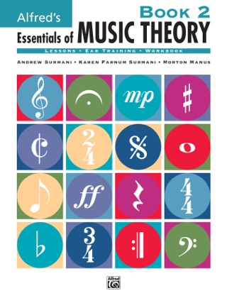 Alfred's Essentials of Music Theory: Book 2 textbook download