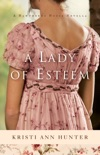 A Lady of Esteem book summary, reviews and download