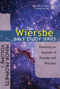 The Wiersbe Bible Study Series: Minor Prophets Vol. 1 E-Book Download