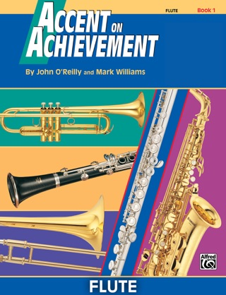 Accent on Achievement: Flute, Book 1 textbook download