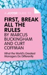 A Joosr Guide to… First, Break All The Rules by Marcus Buckingham and Curt Coffman book summary, reviews and downlod