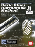 Basic Blues Harmonica Method Level 1 book summary, reviews and download