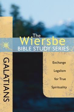 The Wiersbe Bible Study Series: Galatians E-Book Download