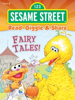Read, Giggle & Share: Fairy Tales! (Sesame Street) E-Book Download
