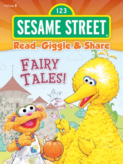 Read, Giggle & Share: Fairy Tales! (Sesame Street) by Sesame Workshop Book Summary, Reviews and E-Book Download