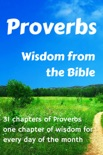Proverbs. Wisdom from the Bible book summary, reviews and download
