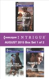 Harlequin Intrigue August 2015 - Box Set 1 of 2 book summary, reviews and downlod