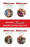 Harlequin Presents August 2015 - Box Set 2 of 2 book summary, reviews and downlod