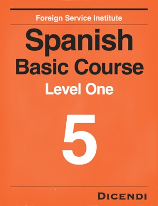 FSI Spanish Basic Course 5 textbook download
