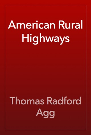 American Rural Highways by Public Domain book summary, reviews and downlod