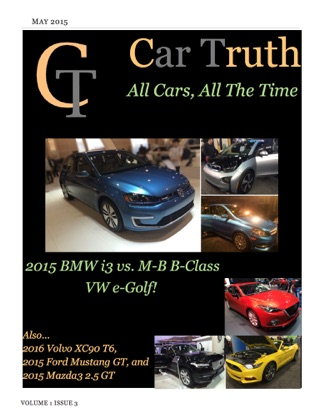 Car Truth Magazine May 2015 by Steven Polaski book summary, reviews and downlod