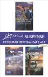 Harlequin Love Inspired Suspense February 2017 - Box Set 2 of 2 book summary, reviews and downlod
