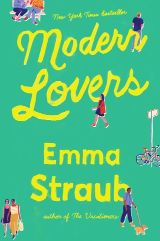 Modern Lovers by PENGUIN GROUP USA, INC.   book summary, reviews and downlod