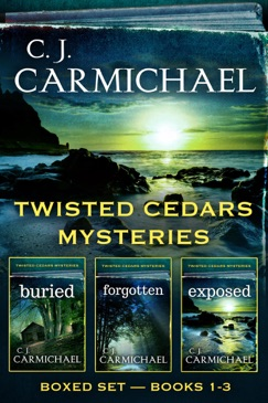 Twisted Cedars Mysteries Anthology E-Book Download