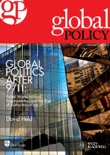 Global Politics After 9/11: Failed Wars, Political Fragmentation and the Rise of Authoritarianism book summary, reviews and download