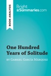 One Hundred Years of Solitude by Gabriel García Marquez (Book Analysis) book summary, reviews and downlod