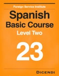 FSI Spanish Basic Course 23 book summary, reviews and downlod