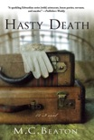 Hasty Death book summary, reviews and download