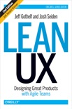 Lean UX book summary, reviews and download