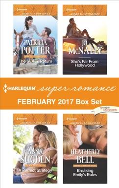 Harlequin Superromance February 2017 Box Set E-Book Download