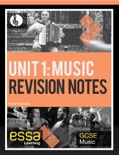 GCSE Music - Unit 1: Music Revision Notes book summary, reviews and download