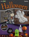 Halloween Craft Ideas: 15 Easy DIY Projects book summary, reviews and download