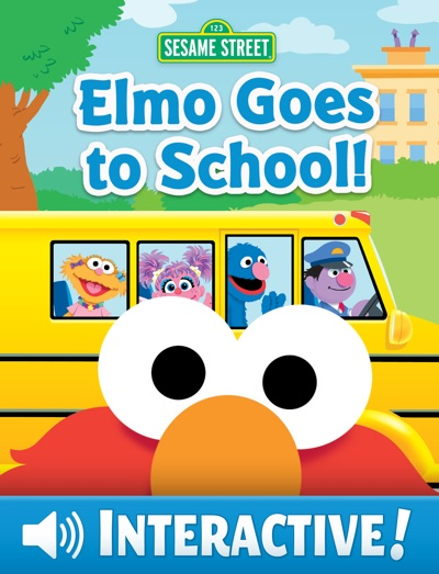 Elmo Goes to School! (Sesame Street Series) by Jodie Shepherd Book Summary, Reviews and E-Book Download